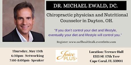 SWFL Health Talk, Dr. Michael Ewald tickets