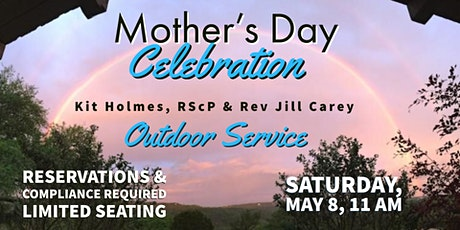 Unity of Wimberley Mother's Day Service - WEATHER PERMITTING tickets