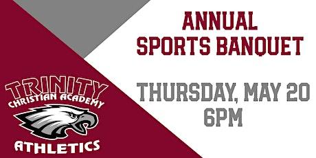 2021 TCA Annual Sports Banquet tickets