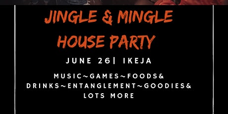 Jingle and Mingle House Party tickets