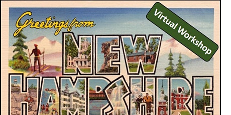 New Hampshire History Institute: Virtual Workshop tickets