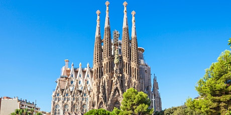 Gaudí's dream. The Sagrada Familia in Barcelona. Live Streaming Tour tickets