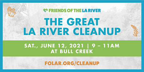 The Great LA River CleanUp: Bull Creek tickets