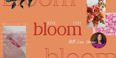 Bloom 2021 tickets
