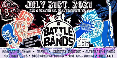 Battle of The Bands Cancer Benefit for Kassi Oxford tickets