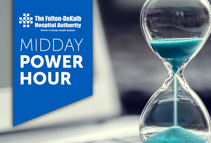 FDHA Midday Power Hour -Youth Violence Prevention image