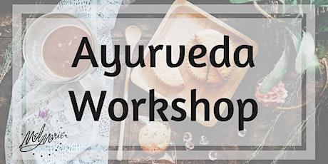 Yoga and Ayurveda Workshop tickets