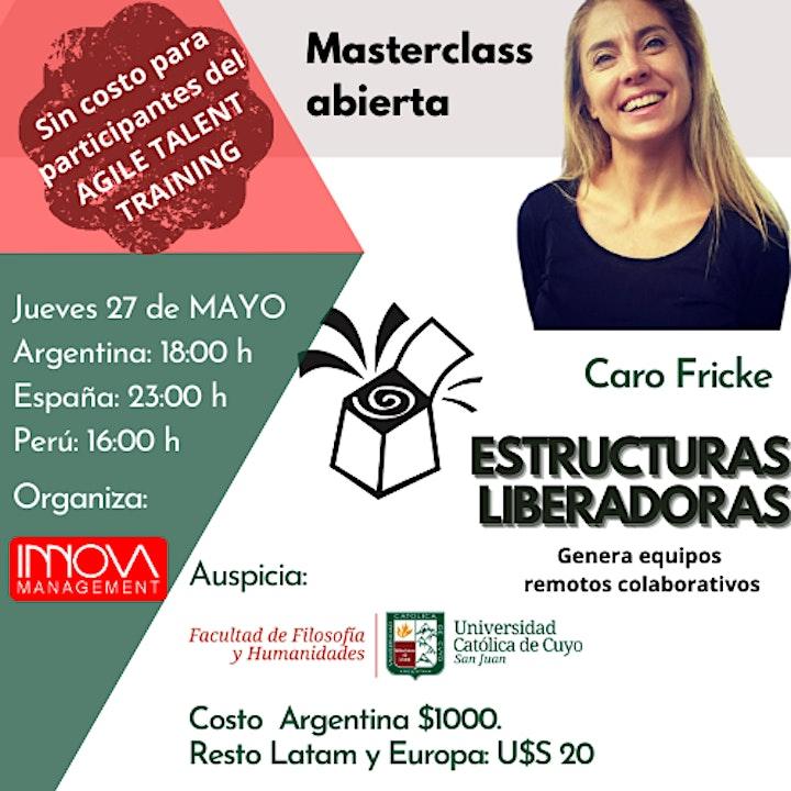 Imagen de ESTRUCTURAS LIBERADORAS PARA GENERAR EQUIPOS COLABORATIVOS