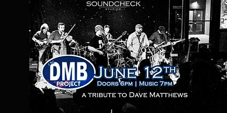 SOLD OUT - The DMB Project: A Dave Matthews Band Tribute tickets
