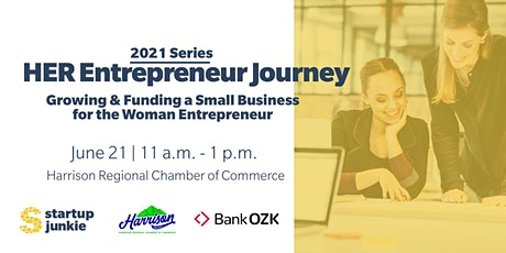 HER Entrepreneur Journey: Growing & Funding A Small Business tickets