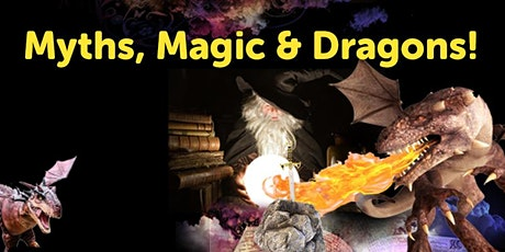 Myths, Magic & Dragons tickets