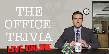 The Office Trivia Night (Win a Dundie! Online/Fundraiser) tickets