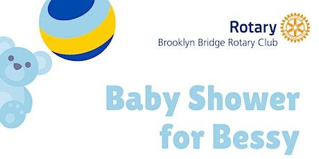 Bessy's Baby Shower tickets
