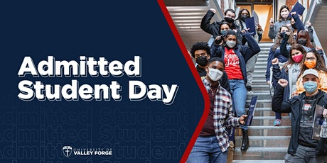 UVF Admitted Student Day-July 16th 2021 tickets