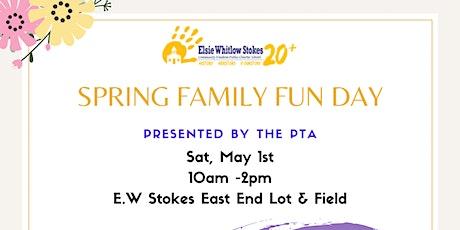 E.W.STOKES EE SPRING FAMILY FUN DAY tickets