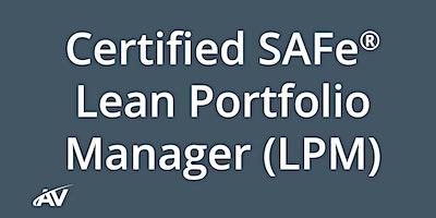 SAFe® Lean Portfolio Management Workshop – LIVE ONLINE