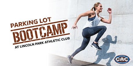 Parking Lot Bootcamp LPAC 5/15 and/or 5/22 10:00 AM tickets