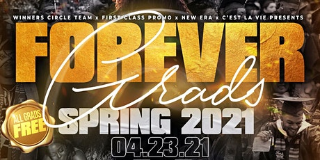 Forever Grads Spring 21' Edition Tallahassee Graduation tickets