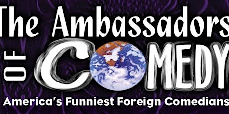 Ambassadors Of Comedy - Pasadena tickets