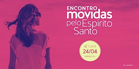Movidas Icaraí   Sábado, 24/04, às 16h ingressos