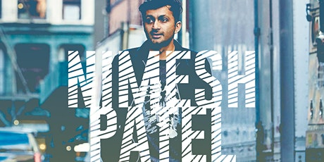 Nimesh Patel (SNL, Late Night with Seth Meyers) LATE SHOW tickets