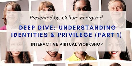 Deeper Dive: Understanding Identities and Privilege tickets