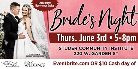 Bride's Night tickets