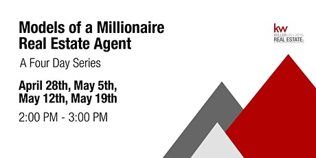 Models of a Millionaire Real Estate Agent Series tickets