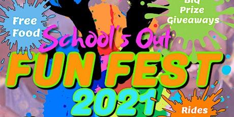 Senator Robinson Presents:  Fun Fest 2021 tickets