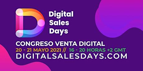 Digital Sales Days 2021 Ticket Social boletos