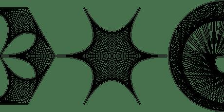 ADULTS: String Art (Math & Art) - Beginner to Intermediate tickets