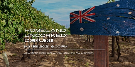 Homeland Uncorked: Down Under tickets