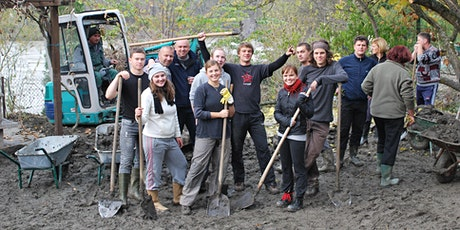 Leading conservation projects with volunteers tickets