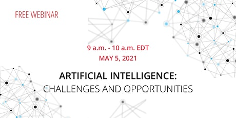 Artificial Intelligence: Challenges and Opportunities tickets