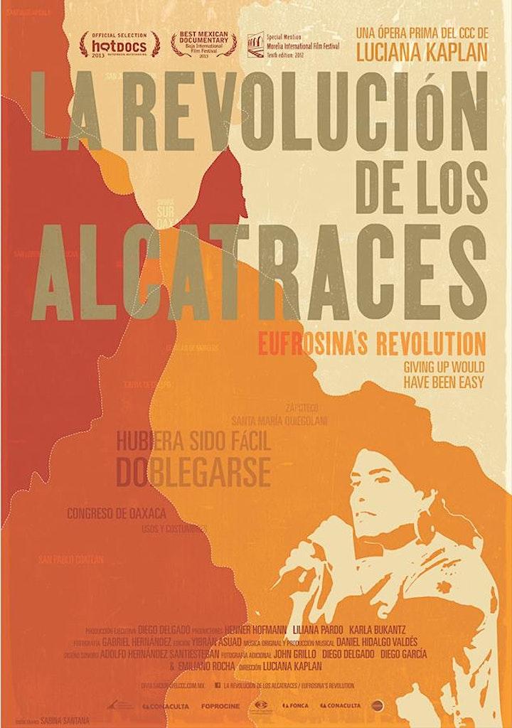 Imagen de La Revolución de los Alcatraces / Cine Para Todxs