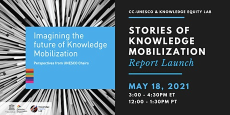 Stories of Knowledge Mobilization tickets