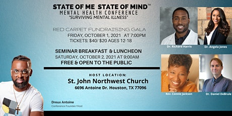 State of Me, State of Mind Mental Health Conference Weekend tickets