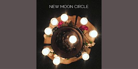 August New Moon Circle: Lammas Lughnasadh entradas