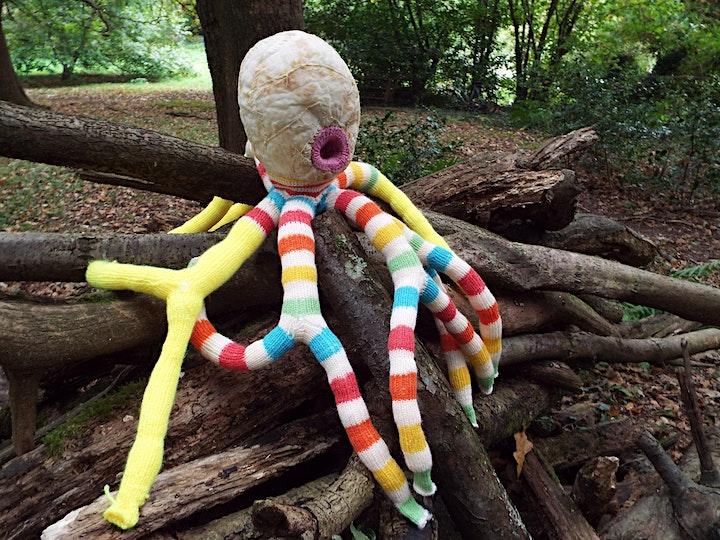 Knitting Imaginary Creatures image