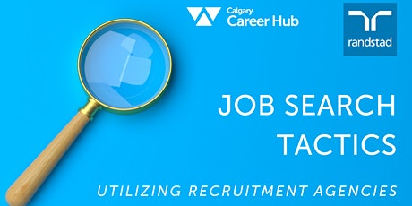 Job Search Tactics: Utilizing Recruitment Agencies tickets