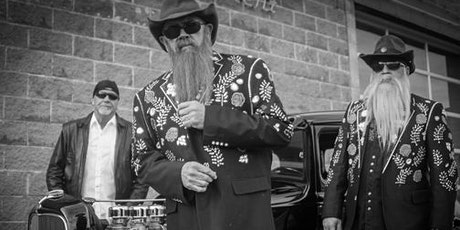 Tres Hombres -ZZ TOP Tribute at Diamond Music Hall tickets