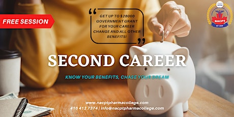 Grants In Ontario - Second Career Information Session tickets