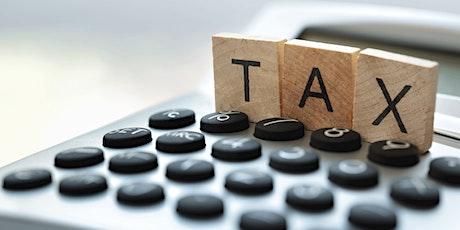 Minimizing Lifetime Taxes Under the Biden Tax Plan - Webinar tickets