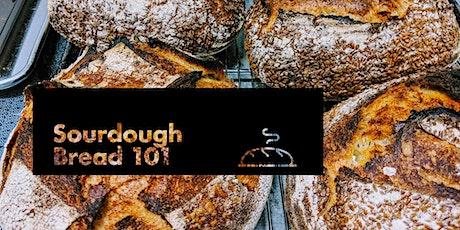 Beginner Sourdough Bread Baking Workshop tickets