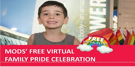 FREE Virtual Family Pride Celebration tickets