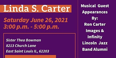 Conversation & Book Signing with Author Linda S. Carter tickets
