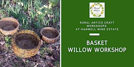 Basket Willow Weaving Workshop tickets