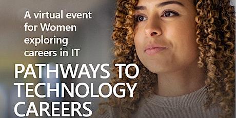 LCCC Information Technology Pathway -  Women in Technology biglietti