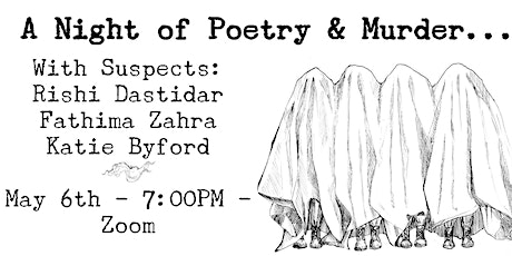 The Braag Presents: A Poetry Murder Mystery tickets
