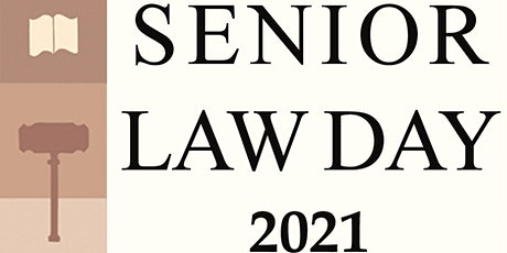 """2021 Senior Law Day """"Virtual"""" Webinar – Estate Planning and Life Choices fr tickets"""